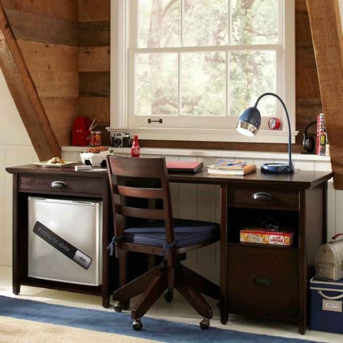 bureau-en-bois-massif-pour-la-chambre-de-garçon-teenage