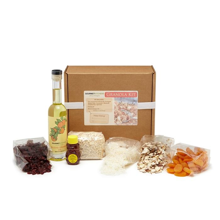 cadeau-pour-belle-mère-idée-granoles-et-yaourt-lait-granola-kit-cadeau-originale-bio-santé