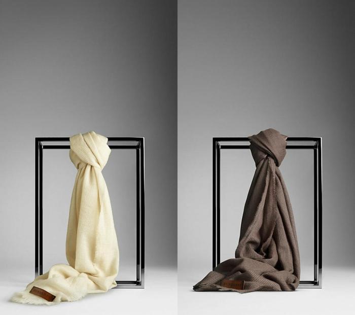 cadeau-pour-belle-mere-cadeau-fete-des-meres-cashmere-scarf-burberry