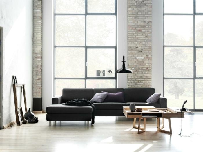 canapé-design-scandinave-chaises-design-scandinave-table-design-scandinave-canape-d-angle-noir-grands-fenetres