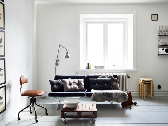 canapé-design-scandinave-chaises-design-scandinave-table-design-scandinave-idées-salon