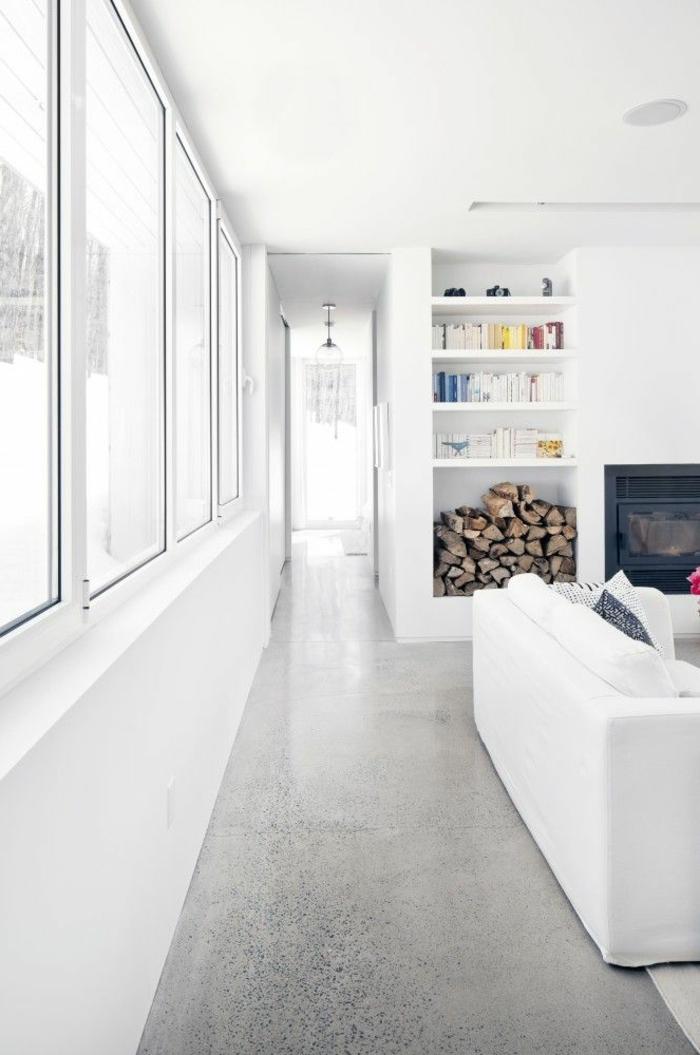 carrelage-effet-beton-dans-le-salon-moderne-blanc-d-esprit-loft