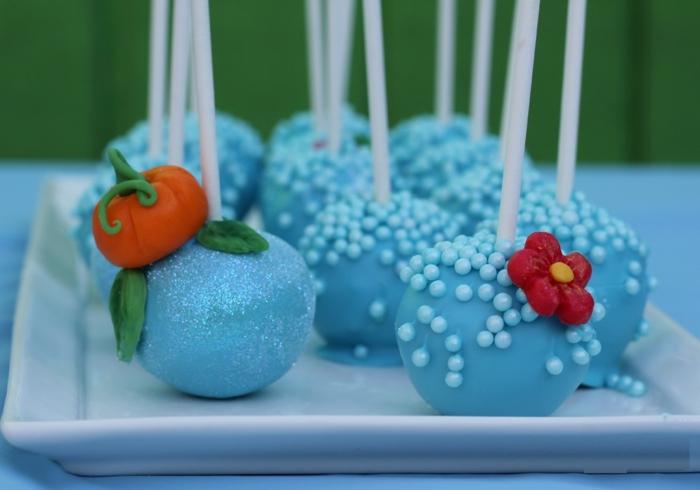 carrosse-cendrillon-Disney-centre-de-table-mariage-gâteau-cendrillon-pop-tarte