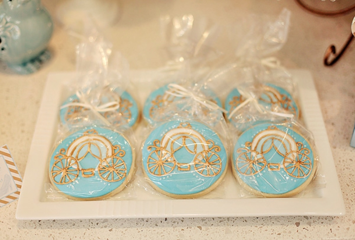 cendrillon-Disney-decoration-marriage-chemin-de-table-conte-de-fée-cookies