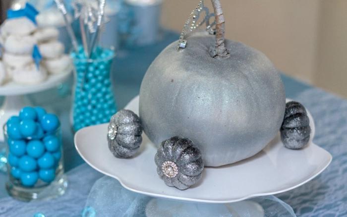 cendrillon-Disney-decoration-marriage-chemin-de-table-conte-de-fée-pumpkin