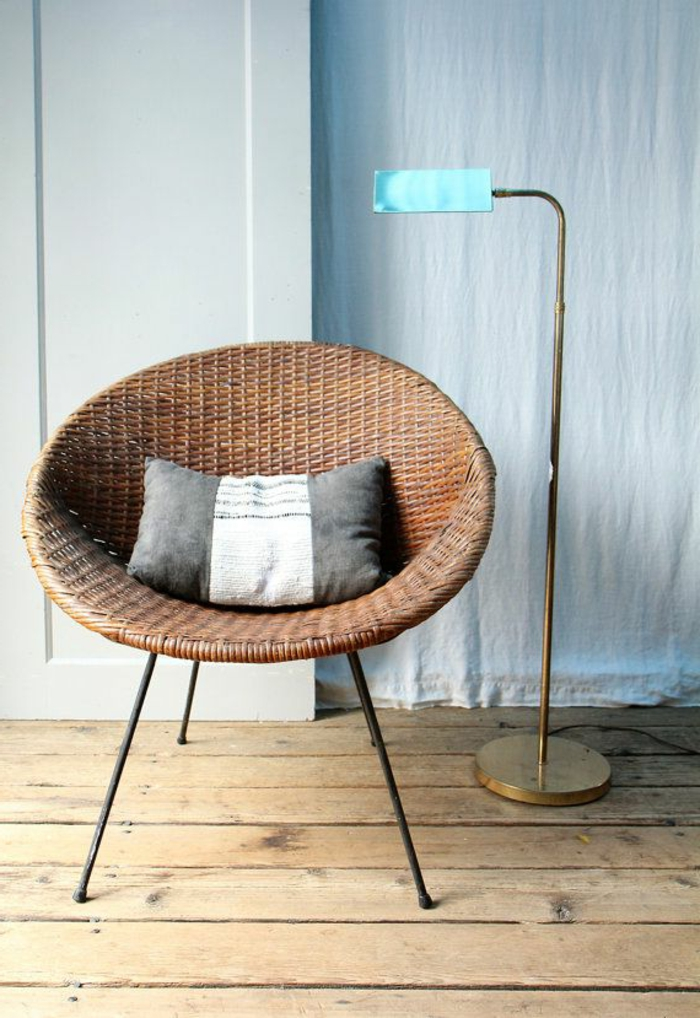 Jolies variantes pas cher pour un meuble en bambou for Meuble en rotin exterieur