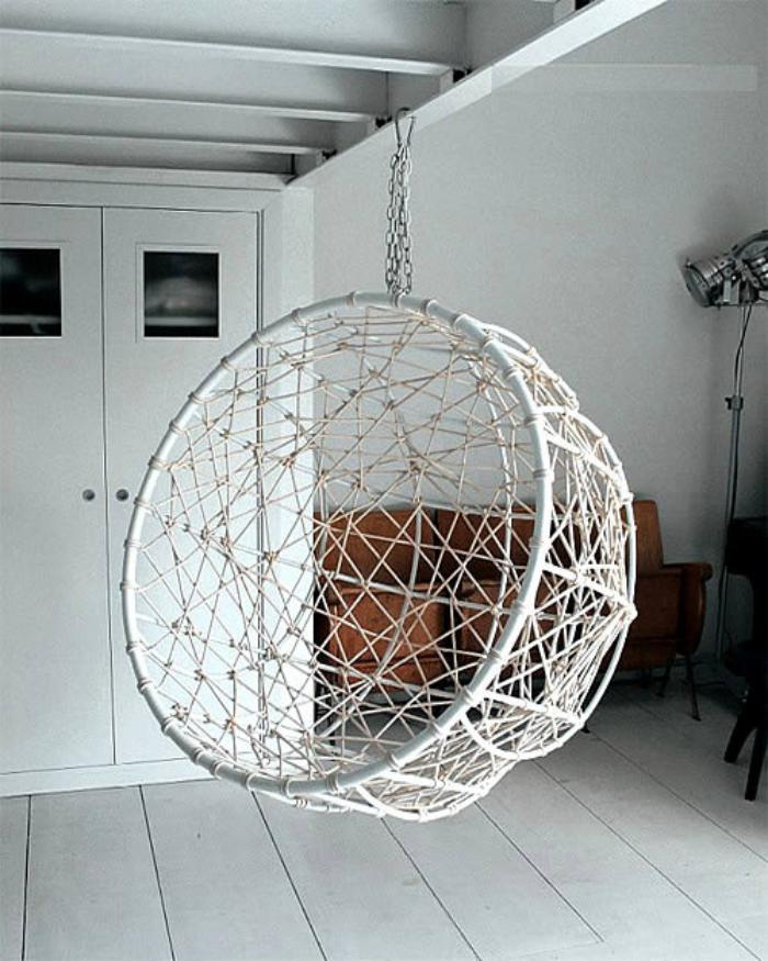 chaise-hamac-chaise-boule-pour-le-loft-contemporain