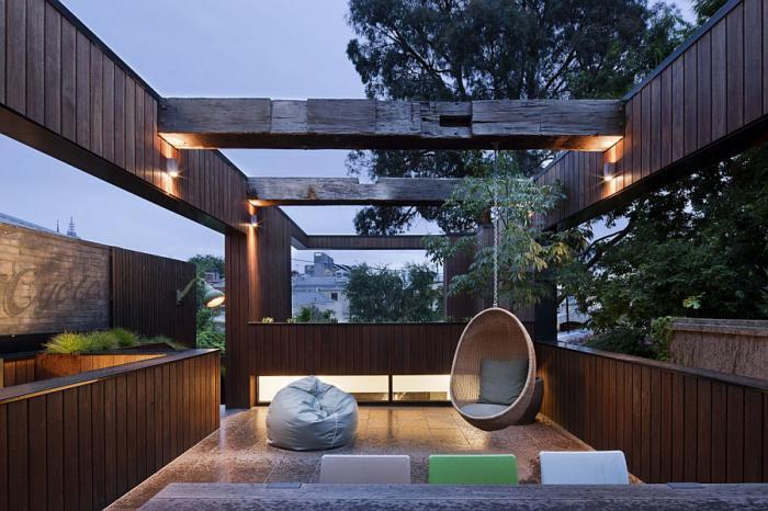 chaise-hamac-chaise-moderne-en-osier-extérieur-spectaculaire