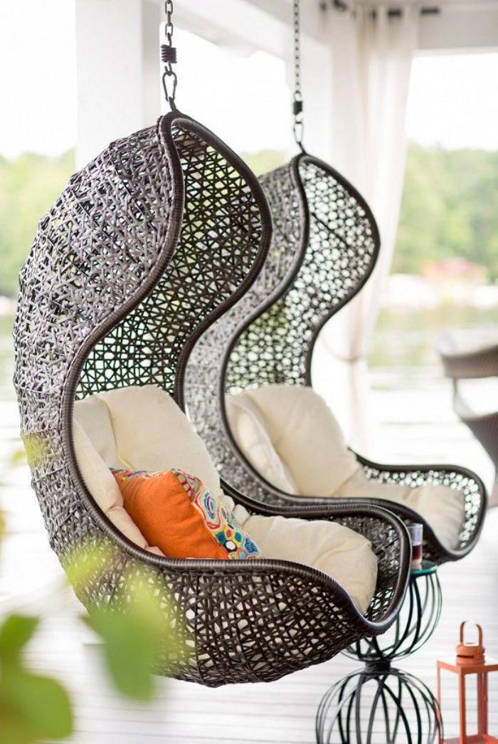 chaise-hamac-deux-chaises-suspendues-en-osier