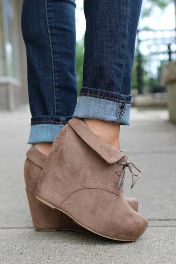 chaussures-compensées-bottines-sympathiques