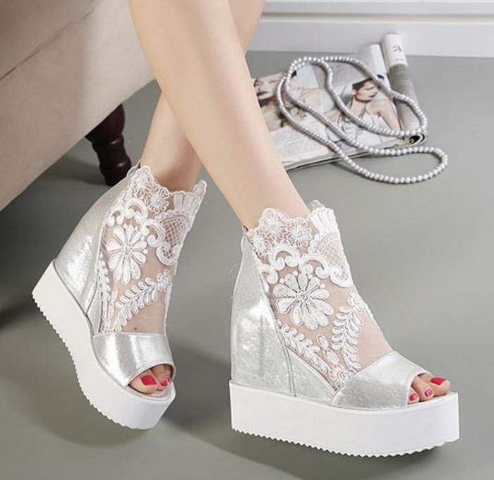 Pour Femme Compensées Les Un Have Chaussures La Moderne Must xdoQCBWEre