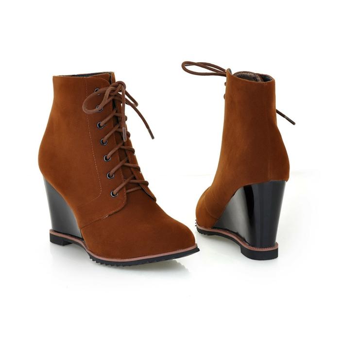 chaussures-compensées-montantes-chevilles