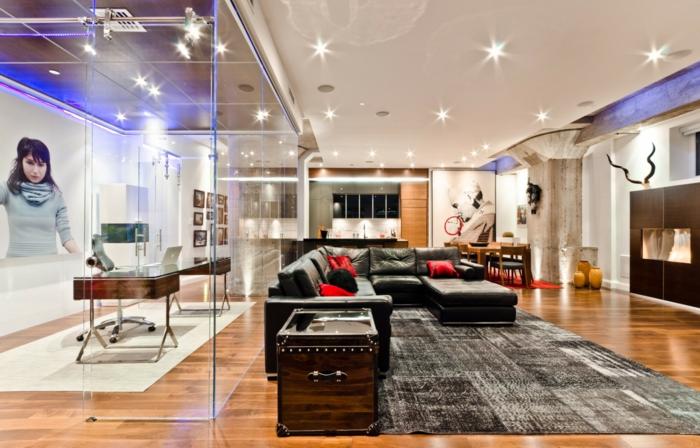 cloison-en-verre-appartement-moderne-studio-avec-office-de-travail