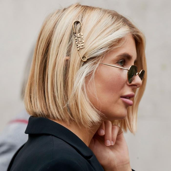 Coupe de cheveux femme long lisse