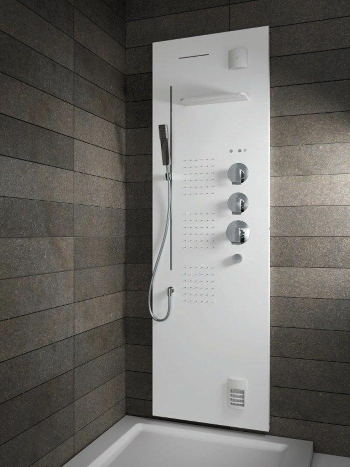 d couvrir la meilleure colonne de douche en 53 photos. Black Bedroom Furniture Sets. Home Design Ideas