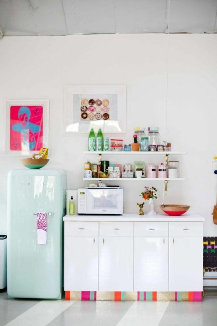 Comment am nager une petite cuisine id es en photos for Petite cuisine pratique