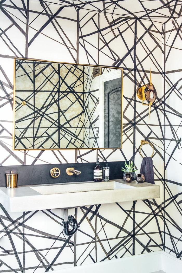 comment-bien-choisir-une-tapisserie-leroy-merlin-geometrique-pour-la-salle-de-bain
