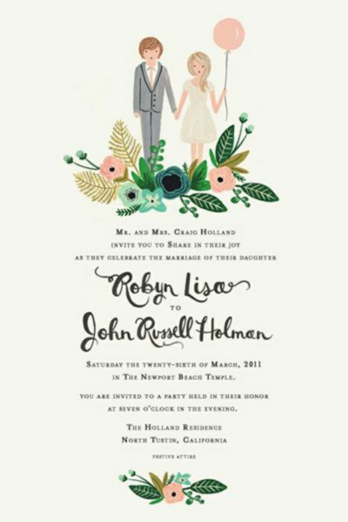 modele carton invitation modele carte invitation ans de mariage impression letterpress. Black Bedroom Furniture Sets. Home Design Ideas