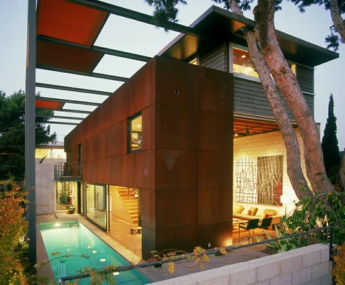 construire-bâtiment-en-acier-corten-protegé-de-l-oxygene-tumblr-maison-avec-jardin