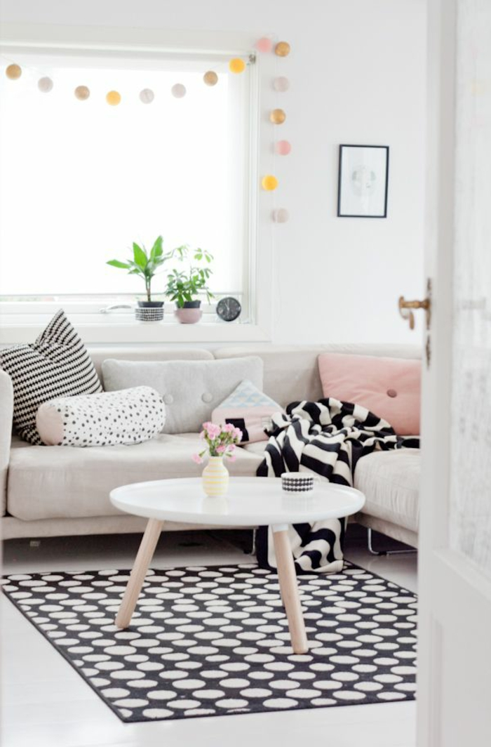 Les coussins design 50 id es originales pour la maison - Tableaux originaux design ...