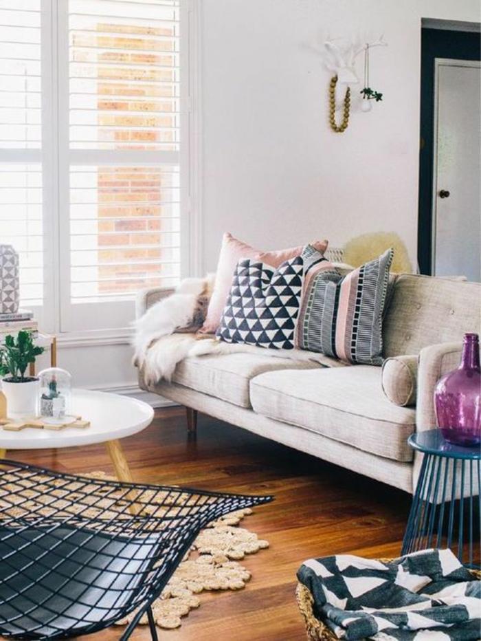 coussins-déco-design-salon-ou-chambre-à-coucher-canapé-sofa-confort