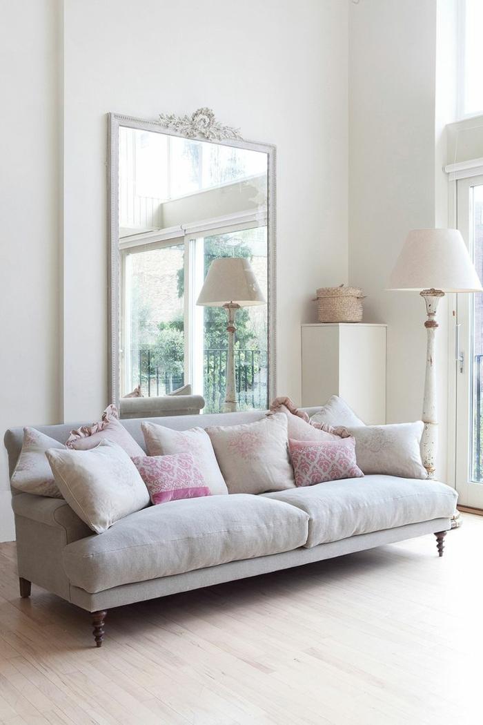 coussins-déco-design-salon-ou-chambre-à-coucher-lit-belle-chambre