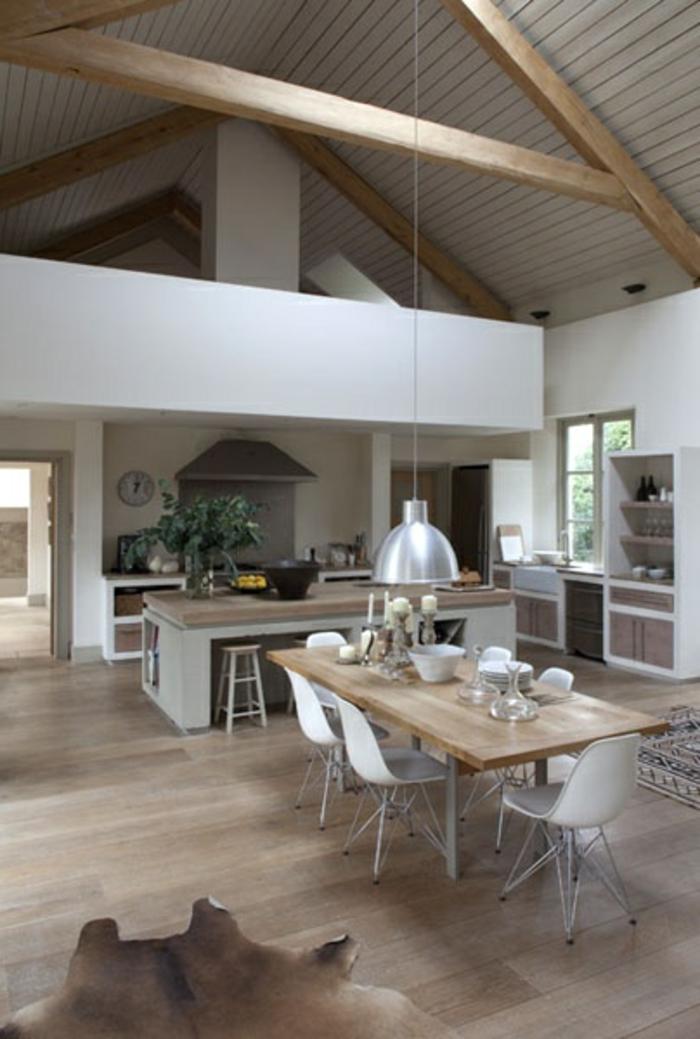 D couvrir la beaut de la petite cuisine ouverte - Style cuisine ...