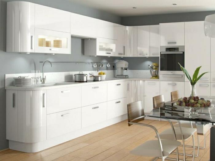 cuisine-blanche-laquée-photo-cuisine-moderne-originale-cuisine-laquée-en-blanc