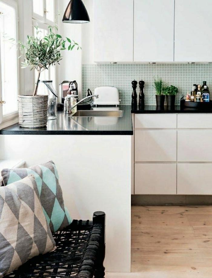 cuisine-blanche-laquée-photo-cuisine-moderne-originale-idées-tumblr-inspiration