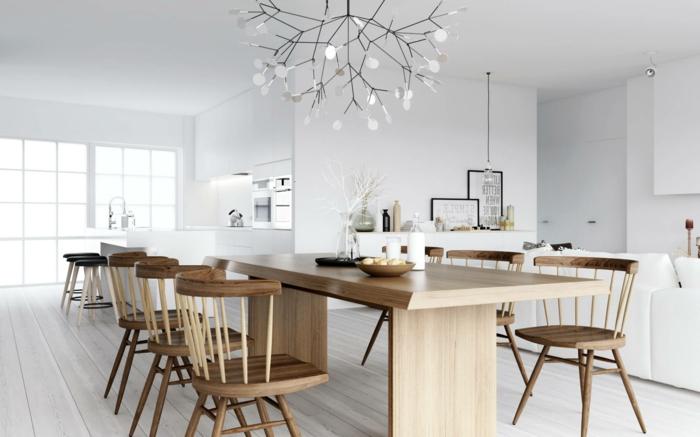 cuisine-scandinave-idées-déco-design-intérieur-decoration-scandinave-cuisine-table-à-manger-chaises-salle-à-manger