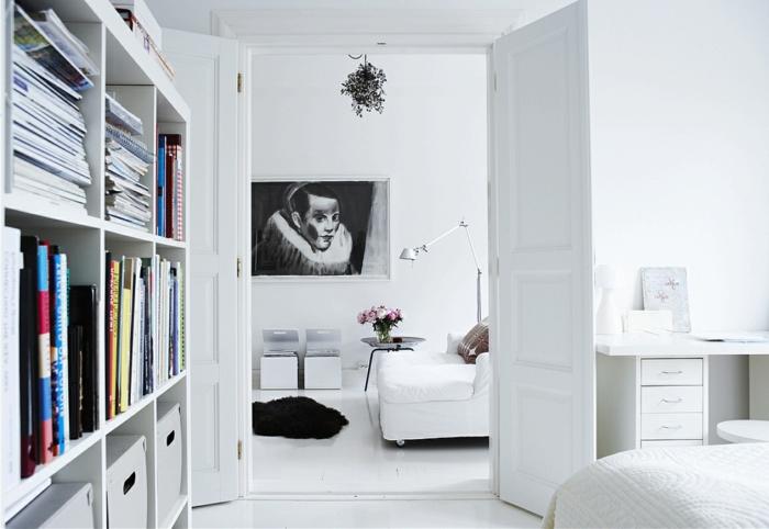 cuisine-scandinave-idées-déco-design-intérieur-decoration-scandinave-fleurs-pivoine