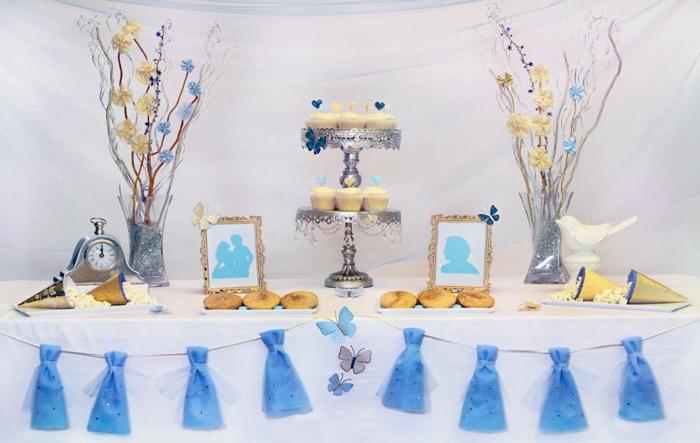 déco-cendrillon-Disney-decoration-marriage-chemin-de-table-conte-de-fée-table