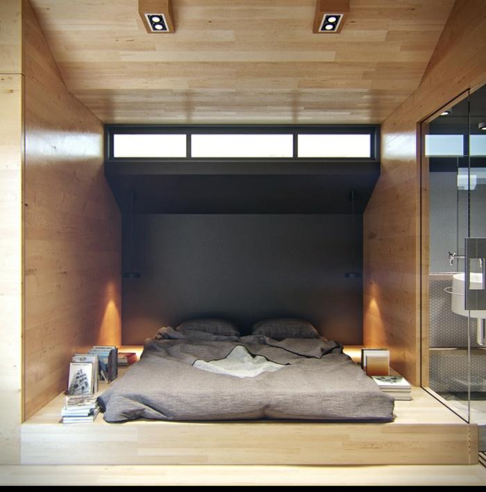 décoration-chambre-adulte-lit-rangement-chic-déco-à-faire-soi-même-bois