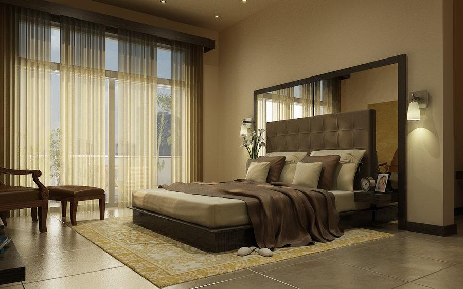décoration-chambre-adulte-lit-rangement-chic-déco-à-faire-soi-même-intérieur-moderne