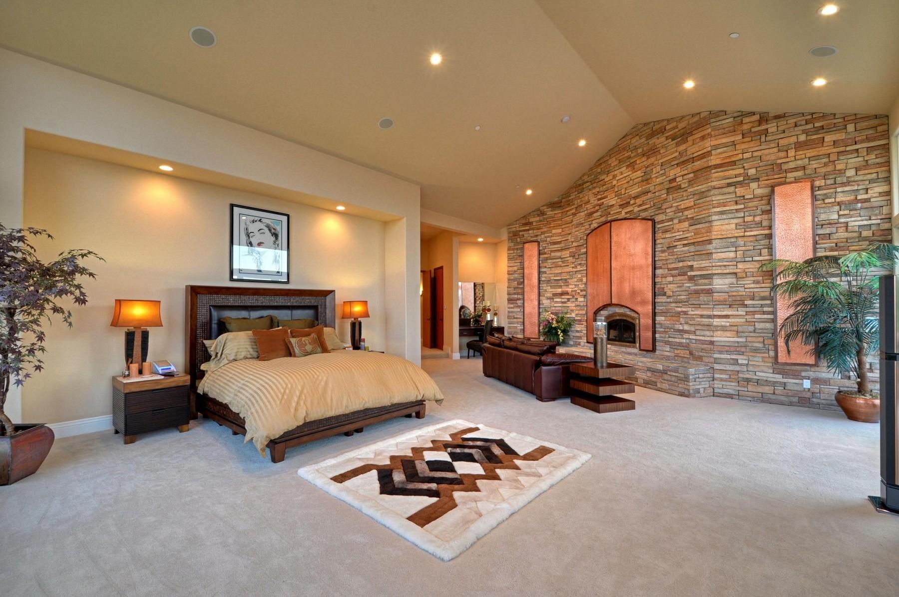 décoration-chambre-adulte-lit-rangement-chic-déco-à-faire-soi-mêmevaste-et-lumineuse