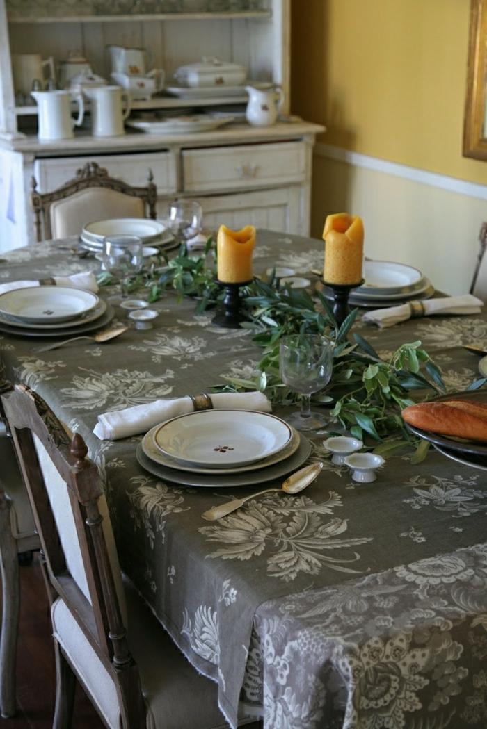 des-nappes-en-lin-idées-déco-de-table-dans-le-jardin-belle- table