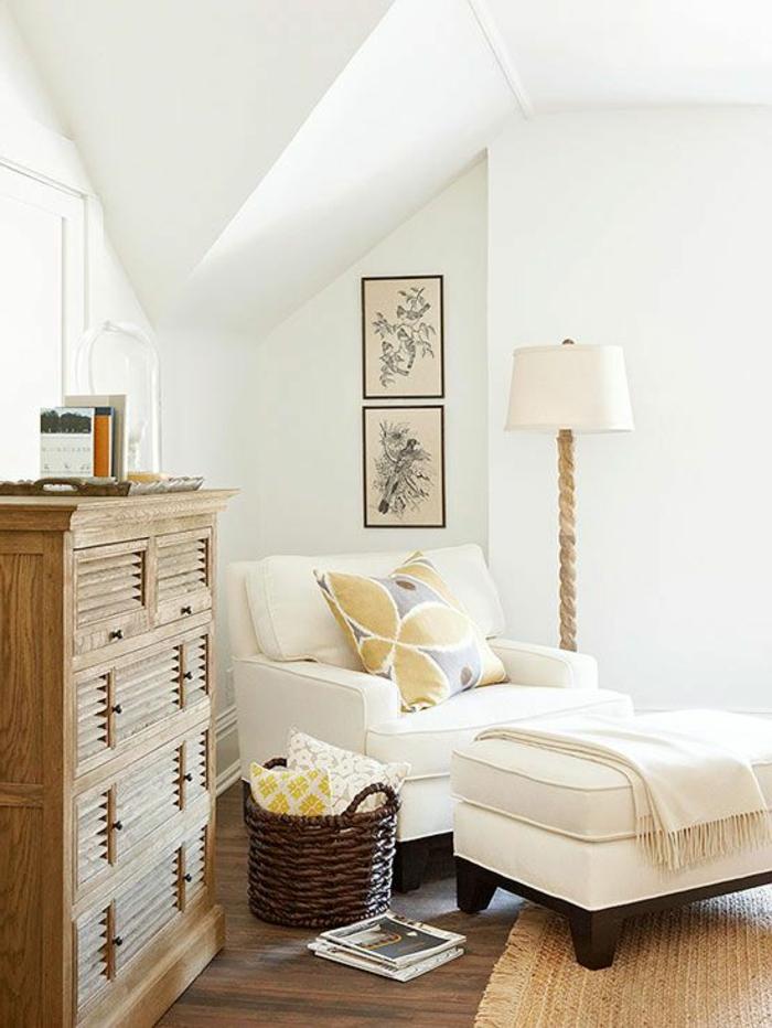 40 id es en photos pour comment choisir le fauteuil de lecture. Black Bedroom Furniture Sets. Home Design Ideas