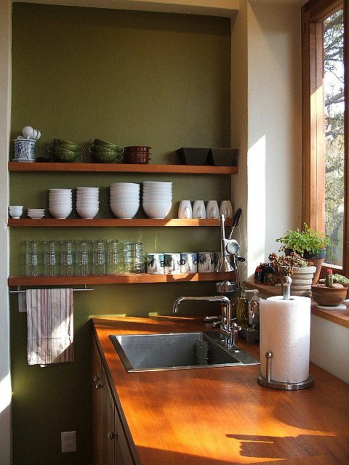 Trouver la meilleure cuisine feng shui dans la galerie - La cuisine en l moderne et comment lamenager ...