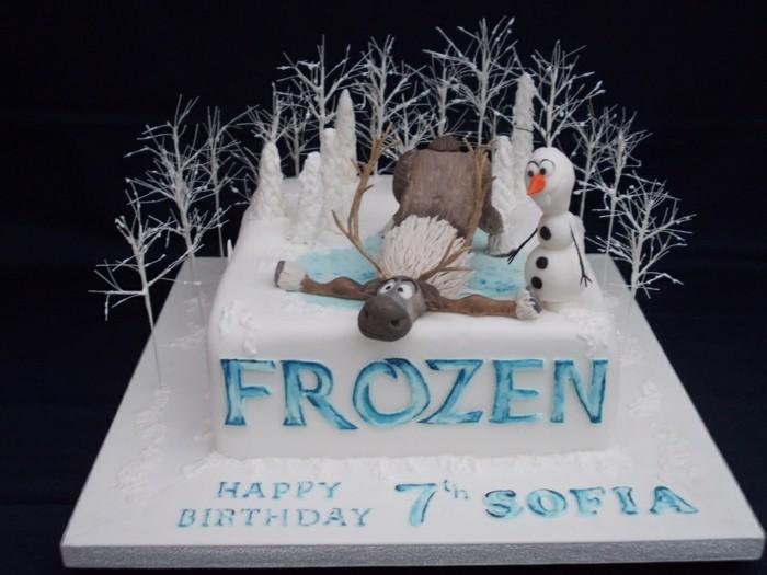 frozen-la-reine-des-neiges-gâteau-anniversaire-fille-image-de-gateau-frozen-disney-olaf