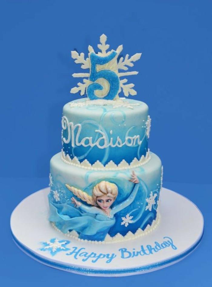 gâteau-pour-l-anniversaire-de-votre-file-avec-elsa-frozen-decors-gateaux-anniversaire