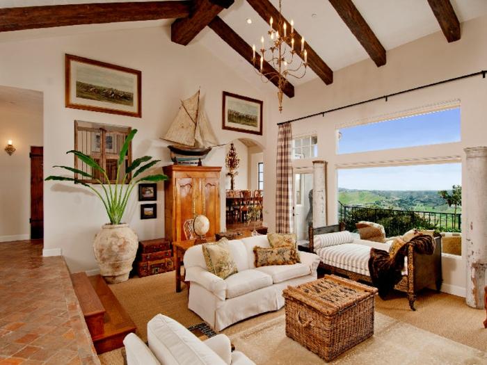 grand-tapis-pas-cher-pour-votre-salle-de-séjour-bien-aménagée-beauté-intérieur