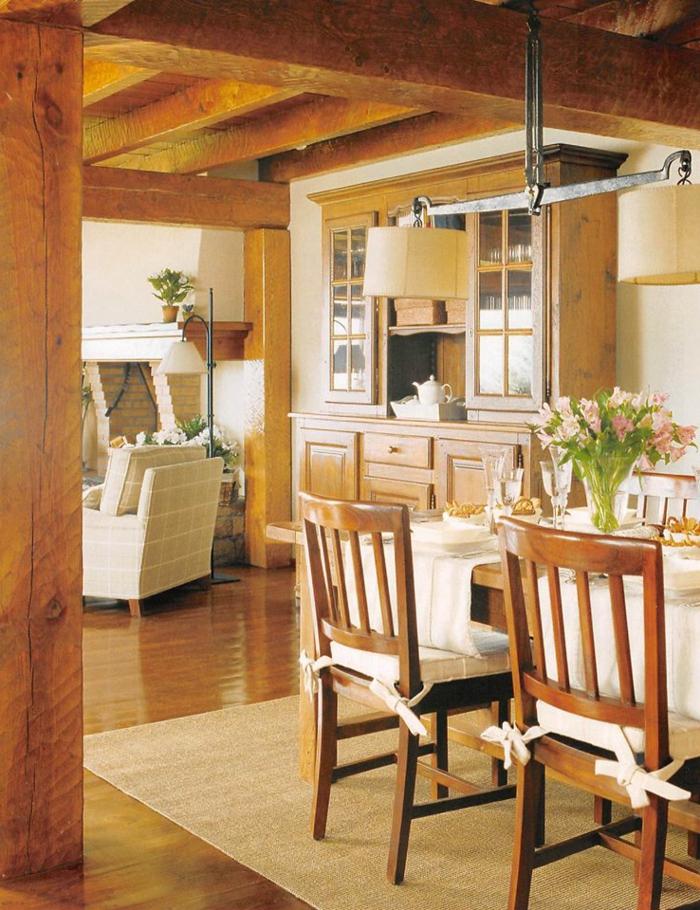 grand-tapis-pas-cher-pour-votre-salle-de-séjour-bien-aménagée-rétro-chic