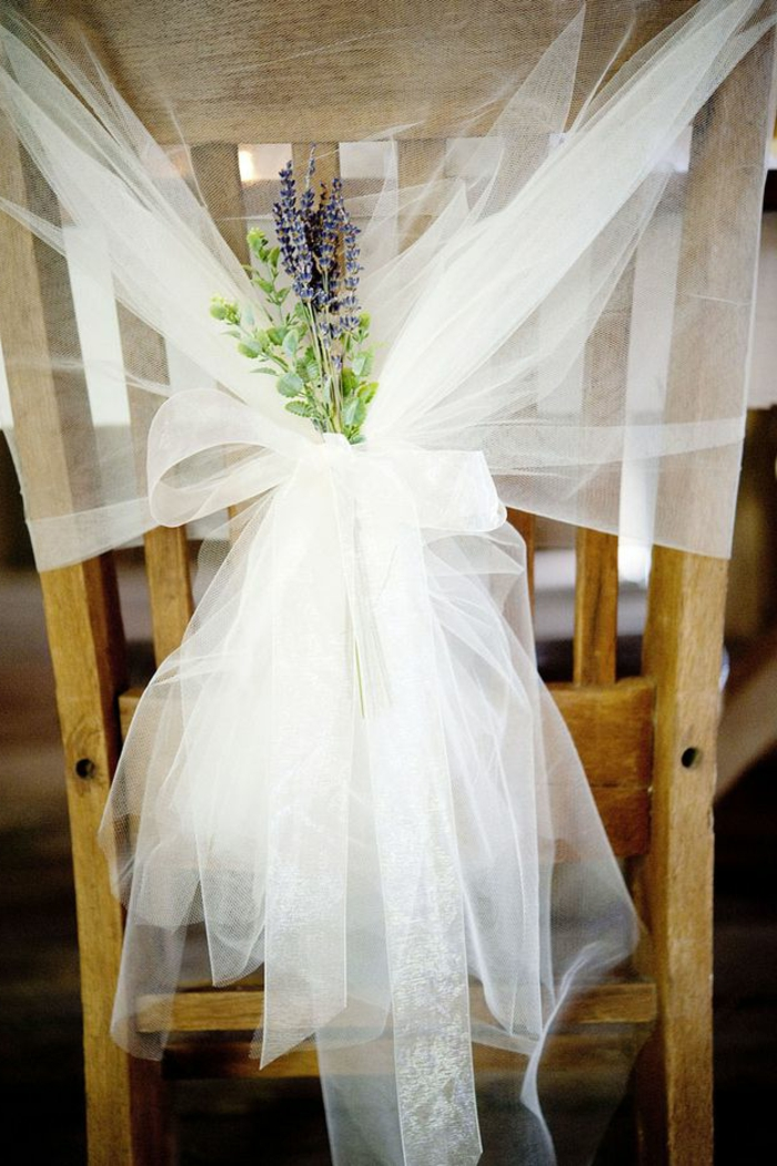 On Vous Prsente La Housse De Chaise Mariage En 53 Photos