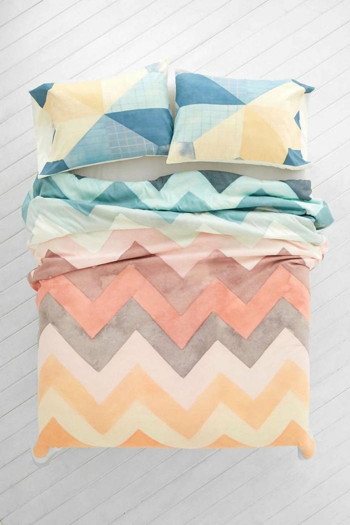 housse-de-couette-carrefour-coloré-et-linge-de-lit-coloré-pour-la-chambre-à-coucher