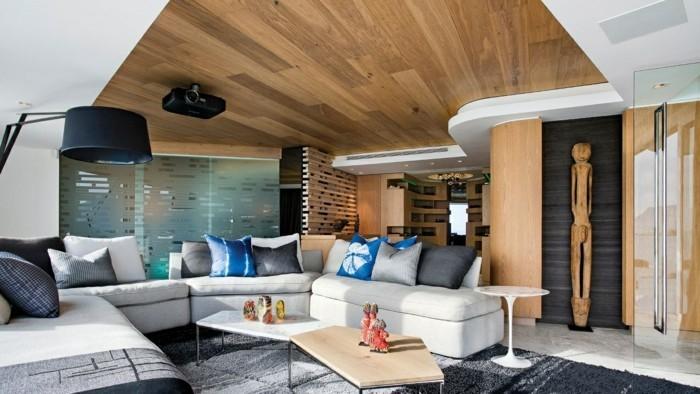 housse-de-coussin-design-intérieur-salle-de-séjour-bien-aménagée-salon