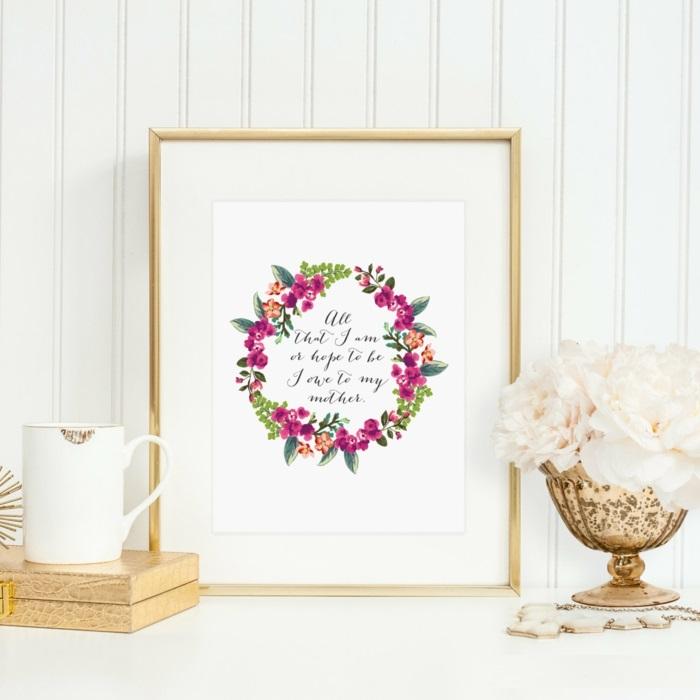 idée-cadeau-belle-mère-à-faire-soi-même-cadre-photo