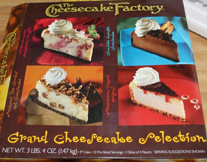 idées-cadeau-belle-mere-cadeau-pour-belle-mère-cheesecake-différent-saveurs