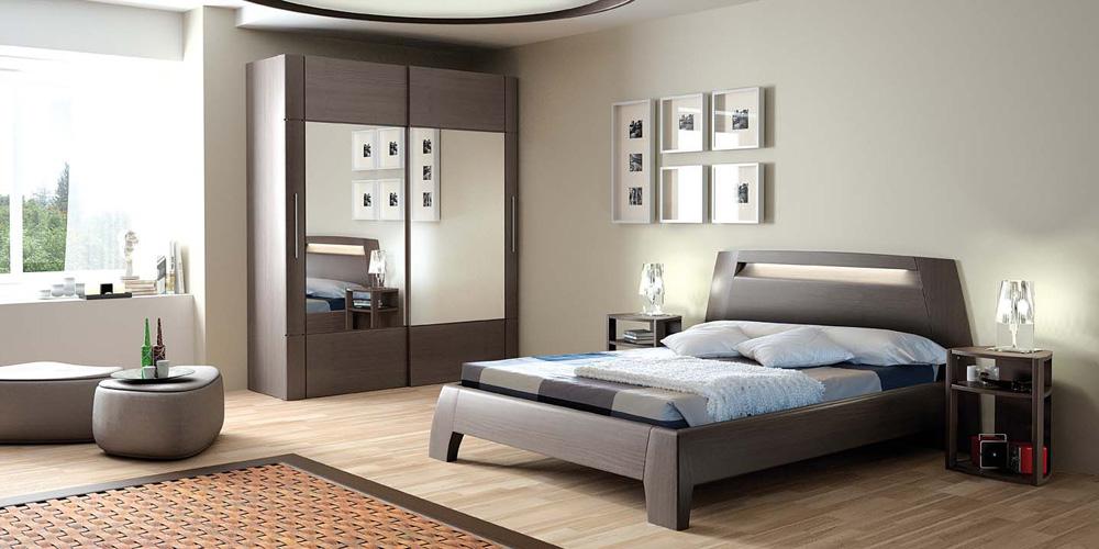 Choisir le meilleur lit adulte - 40 belles idées - Archzine.fr