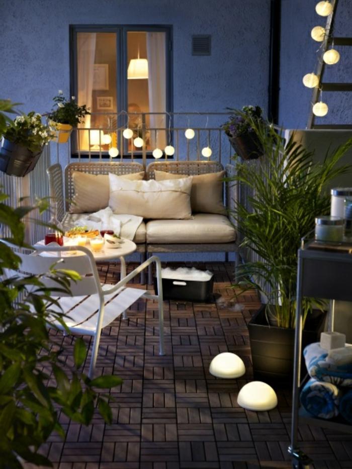 60 Photos Comment Bien Am Nager Sa Terrasse Quel Eclairage Pour Une Terrasse