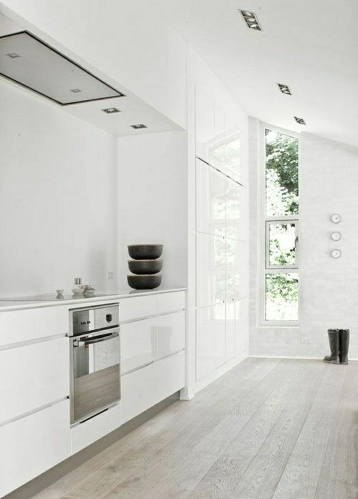 idee-deco-cuisine-blanche-laquée-design-d-intérieur-cuisine-vintage